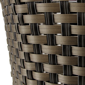 KlickFix Structura Korb bronze